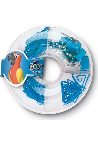 Mas Colors Simit Kutuda Karışık Set Mavi 620