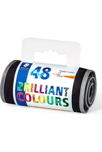 Staedtler Triplus Color Keçeli Kalem 48 Renk 323 Ru48