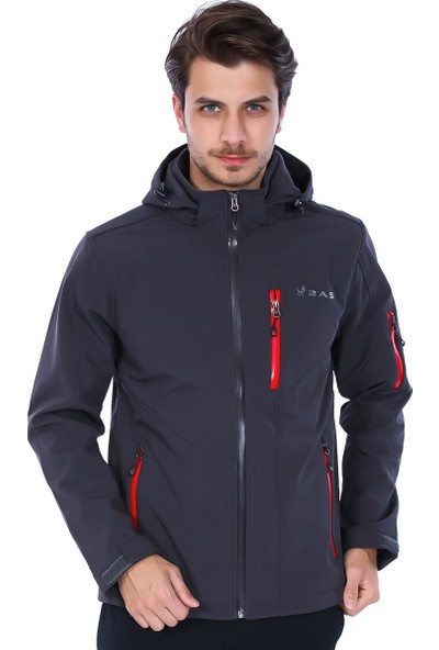 2AS Effect Mens Softshell Jacket 2Asw17022008908