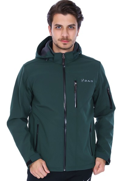 2AS Effect Mens Softshell Jacket 2Asw17022008Dgr