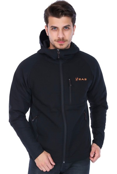 2AS Qaras Profit Mens Full Zip Hoodie Jacket 2Asw17022002900