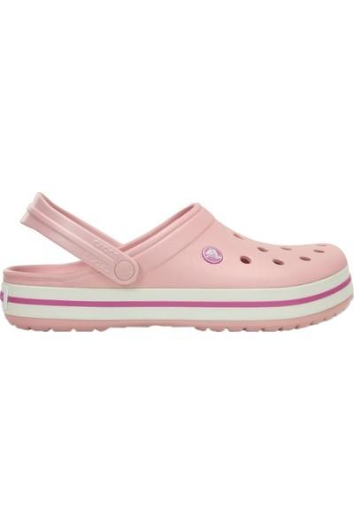 Crocs Crocband Clog Pembe Çocuk Terlik-Sandalet