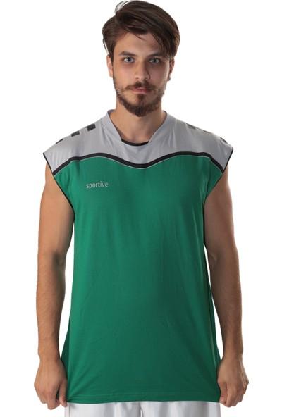 Sportive New Line Kolsuz T-Shirt 201462-0Yg