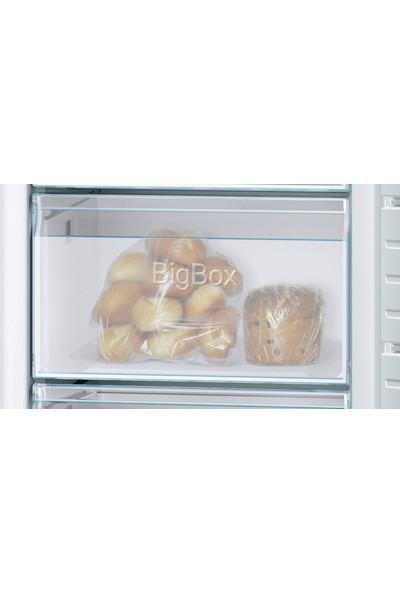 Bosch GSN51VW30N A++ 324 lt 6 Çekmeceli No-Frost Derin Dondurucu