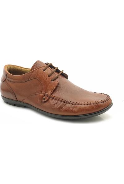 Many Comfort Hakiki Deri Erkek Günlük Ayakkabı