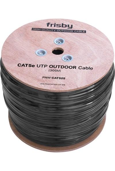 Frisby FNW-CAT525 CAT5 Dış Mekan 305MT Kablo
