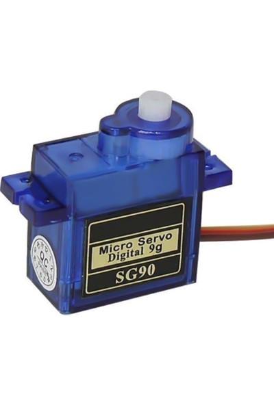 Tower Pro - Sg90 Mikro Dijital Servo