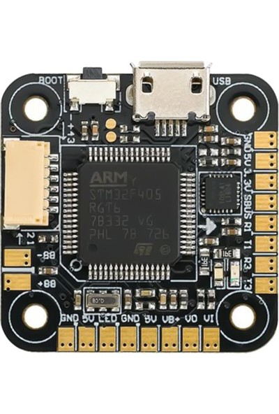 Hobbywing - Xrotor Nano F4 Uçuş Kontrol Kartı