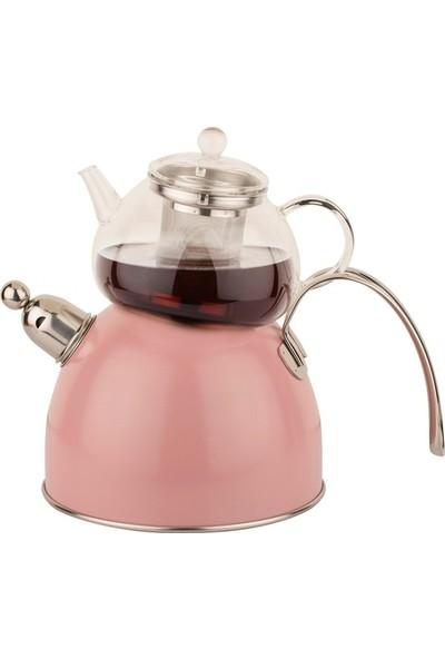 Acar Acar Düdüklü Çaydanlık Takımı