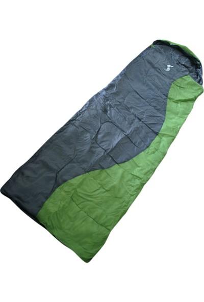 Savage YS-512 -5 C Gri-Yeşil Uyku Tulumu