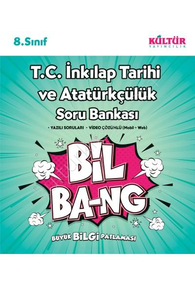 Kültür 8. Sınıf Bil-Bang T.C İnkılap Tarihi Ve Atatürkçülük Soru Bankası 2019