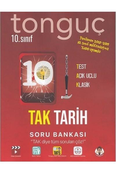 Tonguç Akademi 10. Sınıf Tak Tarih Soru Bankası