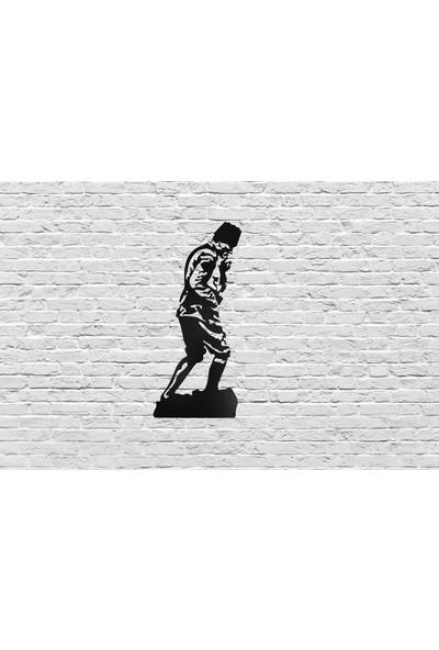 Foccaa Dizayn Metal Tablo Kocatepe Atatürk