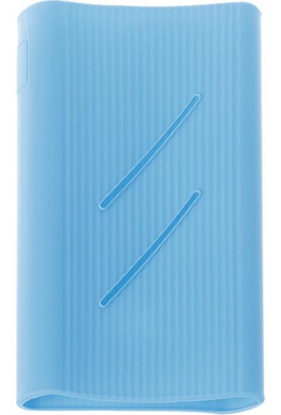 Case 4U Xiaomi 20000 mAh (Versiyon 2) Taşınabilir Şarj Cihazı Mavi Kılıf