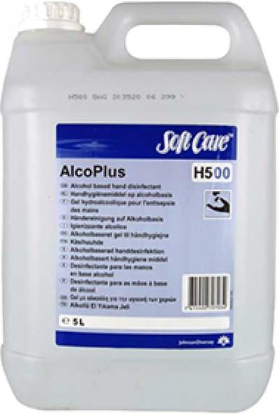 Diversey SoftCare Alcoplus H500 El Dezenfektanı 5 lt