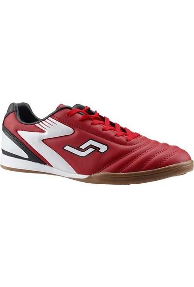 Jump 18097-C Kırmızı Futsal Hentbol Voleybol Unisex Salon Spor Ayakkabı - Kırmızı