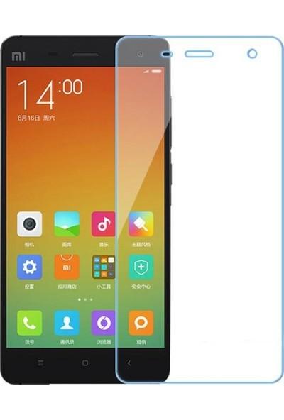 Case 4u Xiaomi Mi4 Silikon Kılıf Şeffaf + Cam Ekran Koruyucu