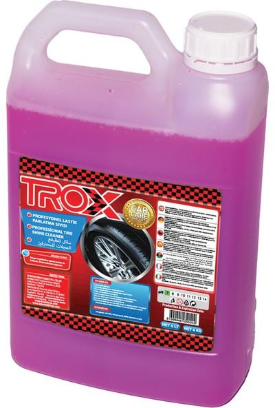 Trox Lastik Parlatıcı Sıvı 4 Lt.