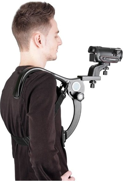 Ayex Dslr Video Omuzluk Seti Hand Free Shoulder Pad