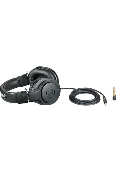 Audio-Technica ATH-M20X Profesyonel Stüdyo Kulaklık