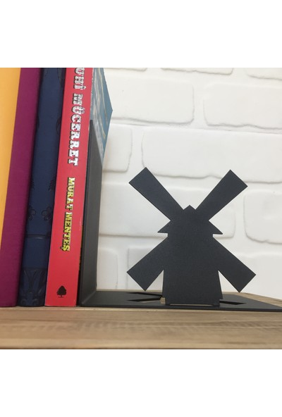 Metal Kitap Tutucu ''Don Kişot''