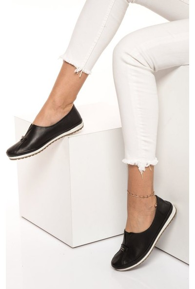 Shoes Time 480 Zen Deri Ayakkabı