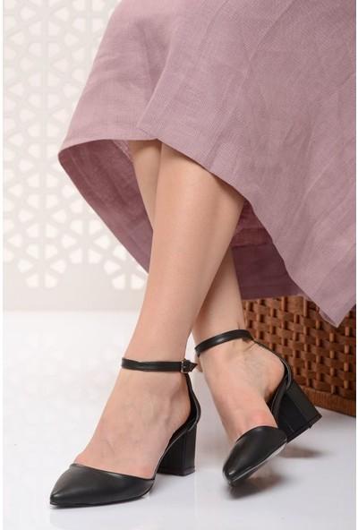 Shoes Time Topuklu Ayakkabı 18Y 359