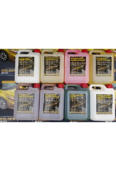 Goldenwax Eco Oto Lastik Parlatıcısı Oto Lastik Yanak Parlatıcı Siyahlaştırıcı 3 Kg