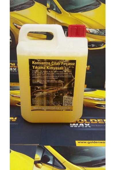 Goldenwax Kostik Ve Solvent İçermez 3 Kg Ekstra Cilalı Oto Yıkama Şampuanı