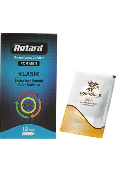 Retard Prezervatif Dolu Geceler Paketi