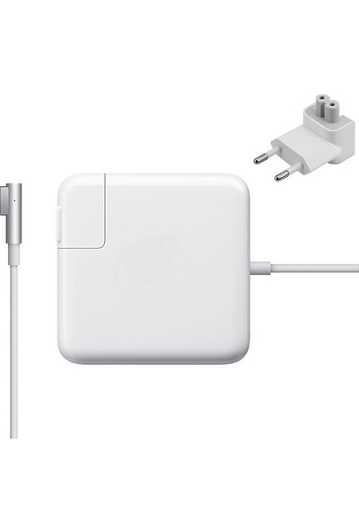 Baftec Apple MacBook Pro Magsafe 16.5V 3.65A Şarj Adaptörü