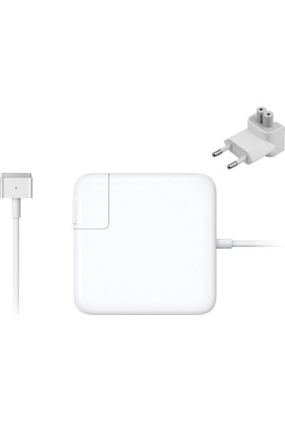 Baftec Apple MacBook Pro Magsafe 2 16.5V 3.65A Şarj Adaptörü