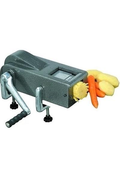 Özlem Patates Kesme Makinası Patates Kesici Dilimleyici Doğrayıcı Aleti