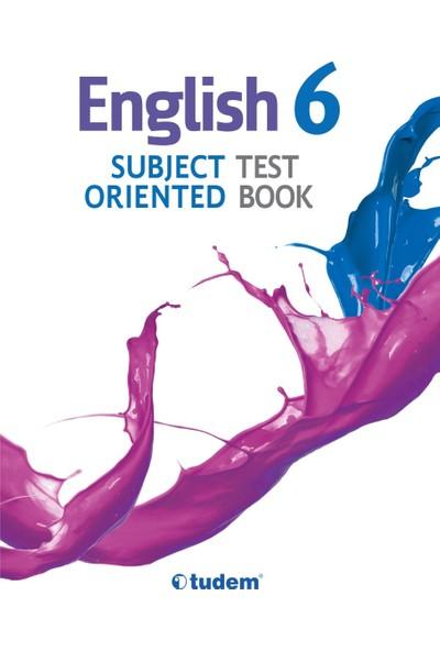 Tudem Yayınları 6.Sınıf İngilizce Kazanım Odaklı Soru Bankası
