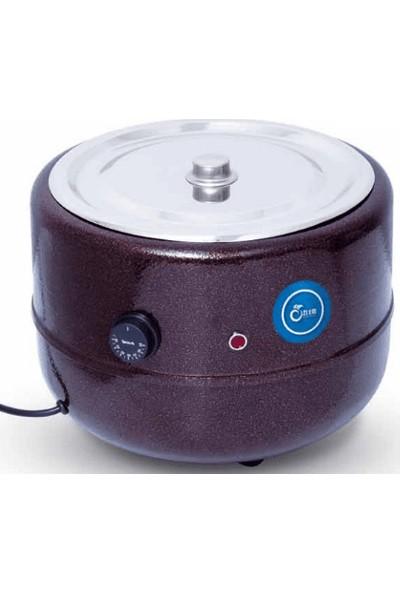 Özlem Çorba Kazanı 13 Lt Çorba Potu Benmari Makinası Çorbalık Isıtıcısı