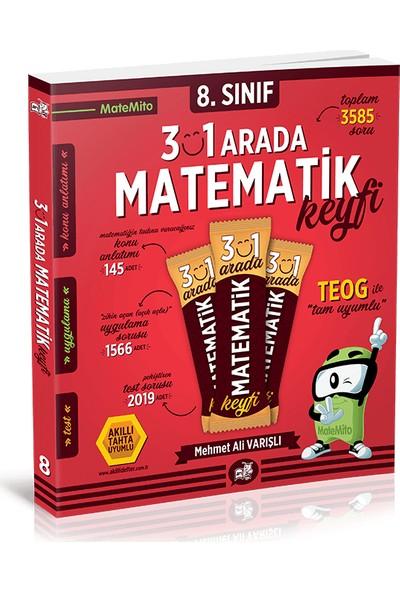 Arı Yayınları 8.Sınıf 3'Ü Bir Arada Matematik Keyfi