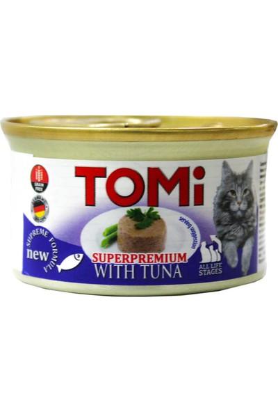 Tomi Tahılsız Ton Balıklı Kedi Konservesi 85 gr
