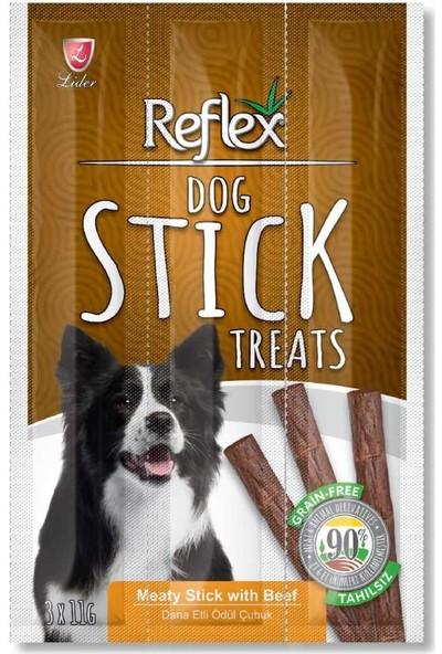 Reflex Dana Etli Köpek Ödül Çubuğu 11 Gr 3 Adet
