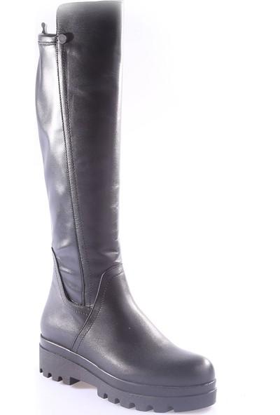 X Trend 818 Kadın Çizme Siyah