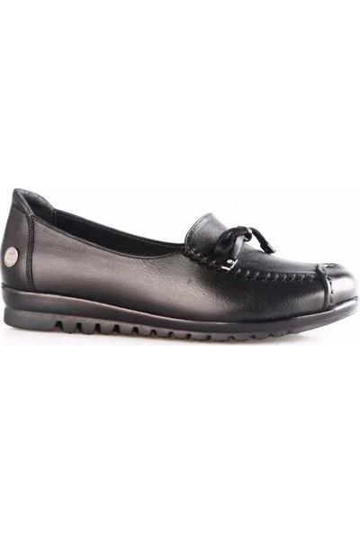 Mammamia 700B Kadın Günlük Ayakkabı Siyah Faber