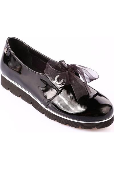 Venüs 8K12202K Kadın 12202K Ayakkabı Siyah Rugan