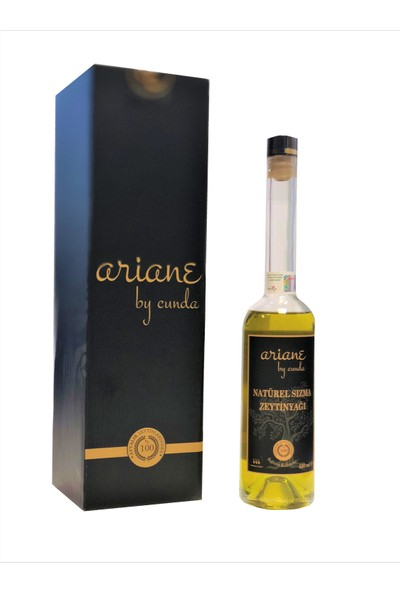 Ariane By Cunda Symphony Natürel Sızma Soğuk Sıkım Zeytinyağı 500 ml
