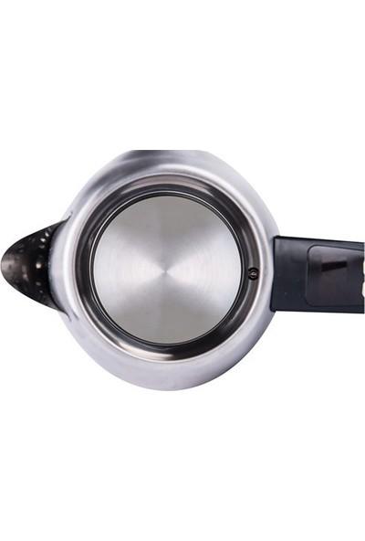 Arnica Demly Pro Çelik Dijital Paslanmaz Çelik Çay Makinesi