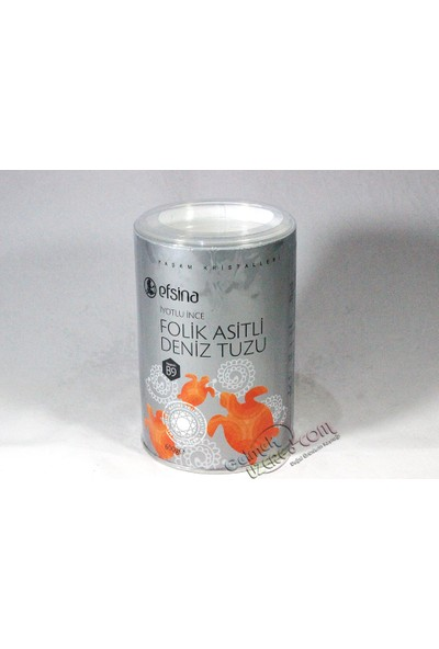 Folik Asitli Deniz Tuzu