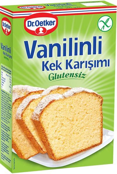 Dr. Oetker Glutensiz Vanilinli Kek Karışımı 390 gr