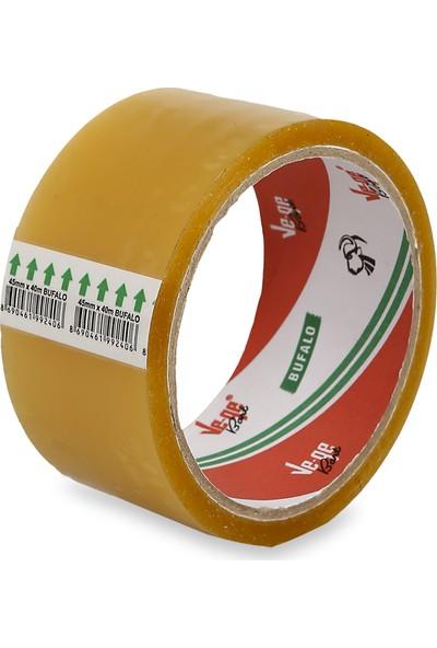 Vege Koli Bandı 45X40 Şeffaf (Bufalo)