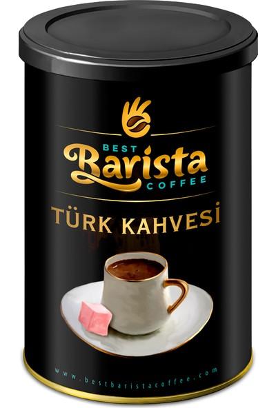 Best Barista Coffee Klasik Türk Kahvesi 500gr teneke