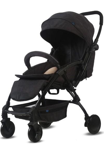 Babyhope Lavida Çift Yönlü Bebek Arabası Füme