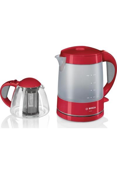 Bosch TTA2010 Teaxx Cam Demlikli Çay Makinesi