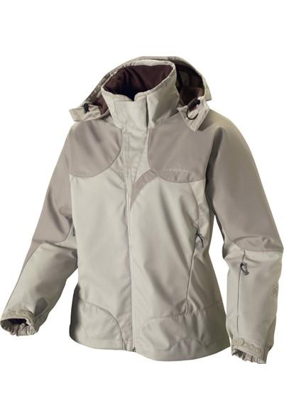 Patagonia Kadın White Smoke Ceket